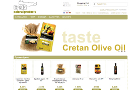 Creta Natural Products